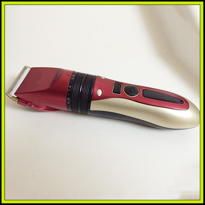 MGX1011 Barbel Clipper For Beauty Hair Professional Men Cordless Rechargeable Hair Trimmer