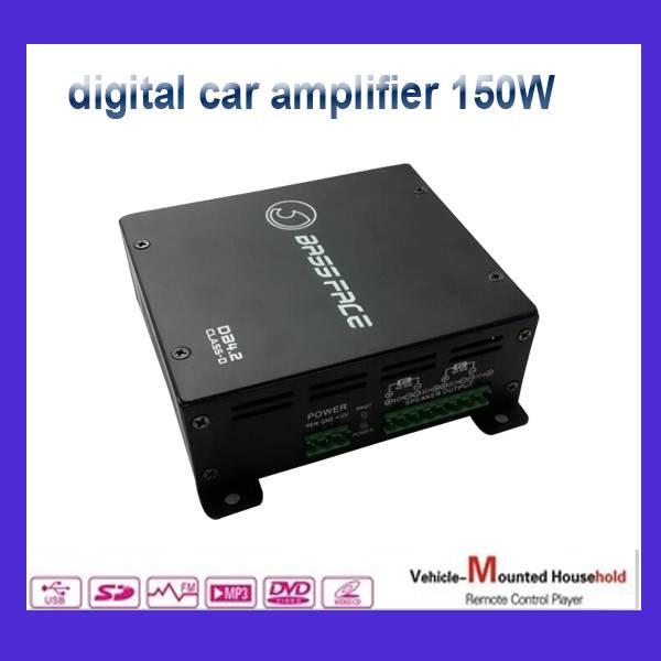 4channel Digital Amplifier Class D