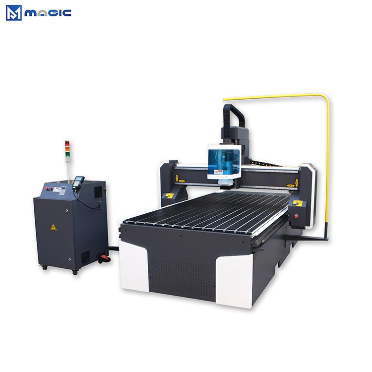 High efficiency 3KW 1250kg 1325 atc cnc router machine
