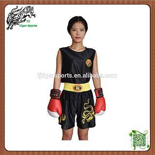 competition or training martial arts sanda uniform