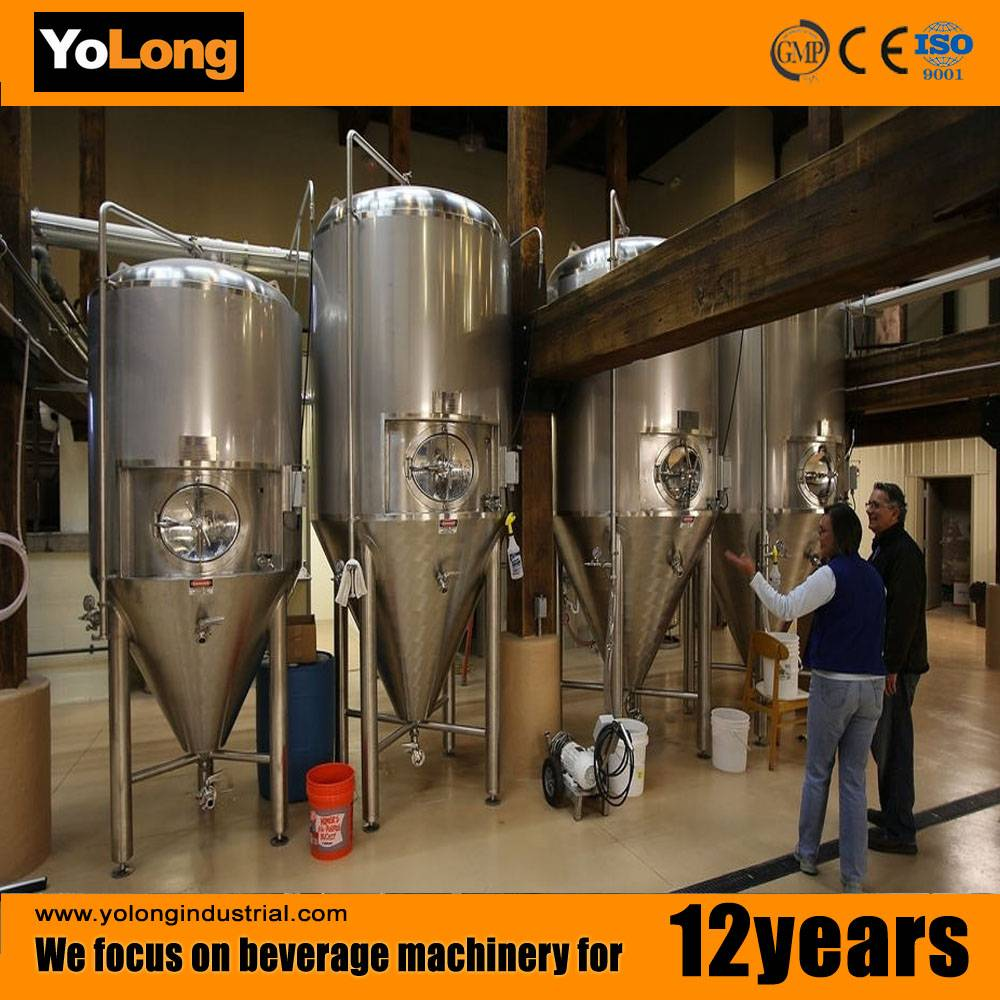 3-year warranty 1000L draft beer machine,professional brewery equipment with nice price   2015-07-31