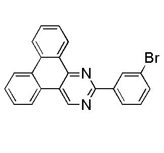 2-(3-Bromo-phenyl)-1,3-diaza-triphenylene