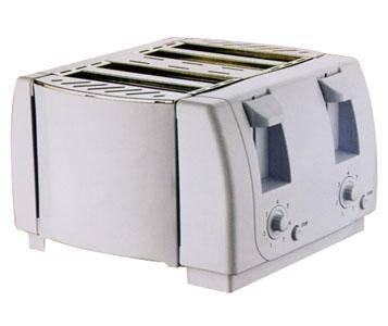 4 Slice Toaster KT-204A