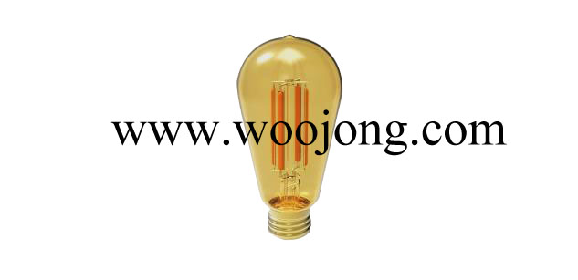 4.7W ST19 Taiwan Epistar Chip Filament LED Bulb/Light
