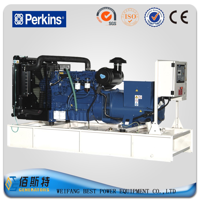 Perkins engine generator set with stamford alternator