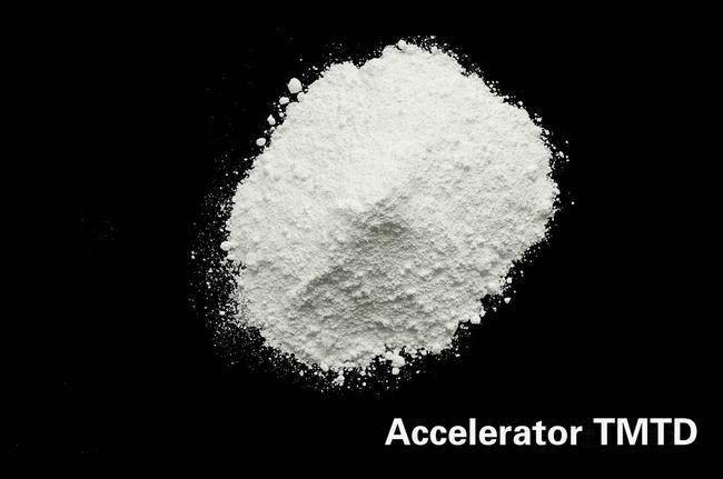 Rubber accelerator TMTD/MBT/MBTS/CBS/DPG