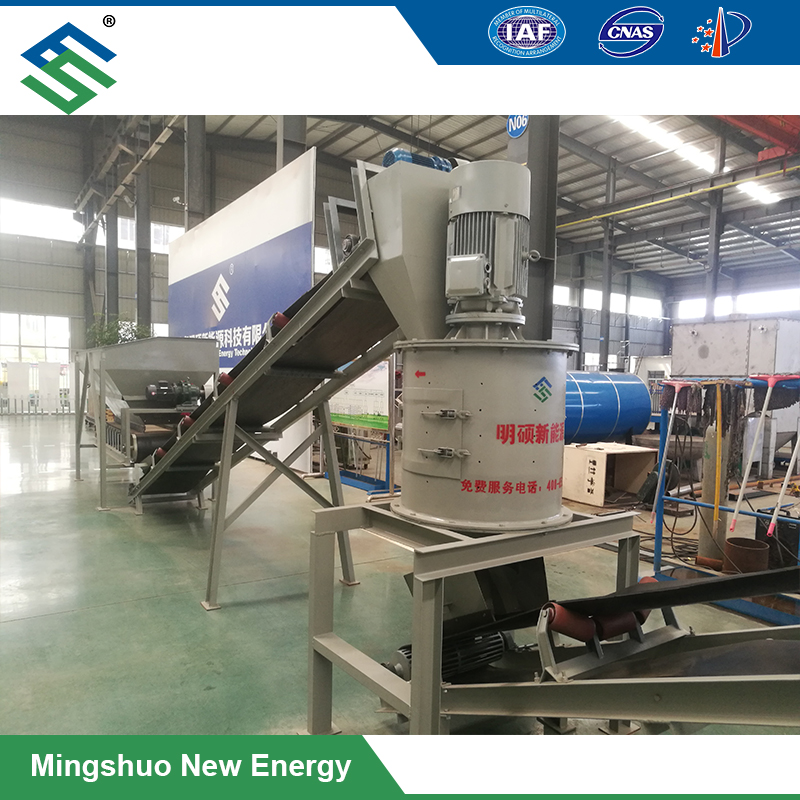 Organic Fertilizer Production Line for Manure Treatment