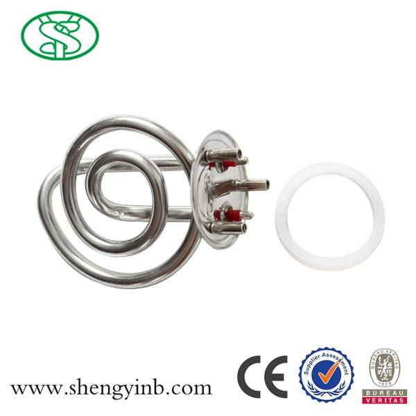 2 Ring Water Tubular Heater Element for Kettle in Kitchen (SY07K)