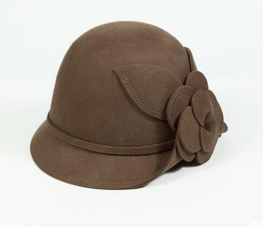 Fashion high quality wool felt bucket hat