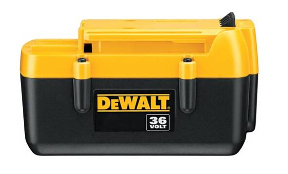 DeWalt 36V lithium-ion Replacement Power Tool Batterie