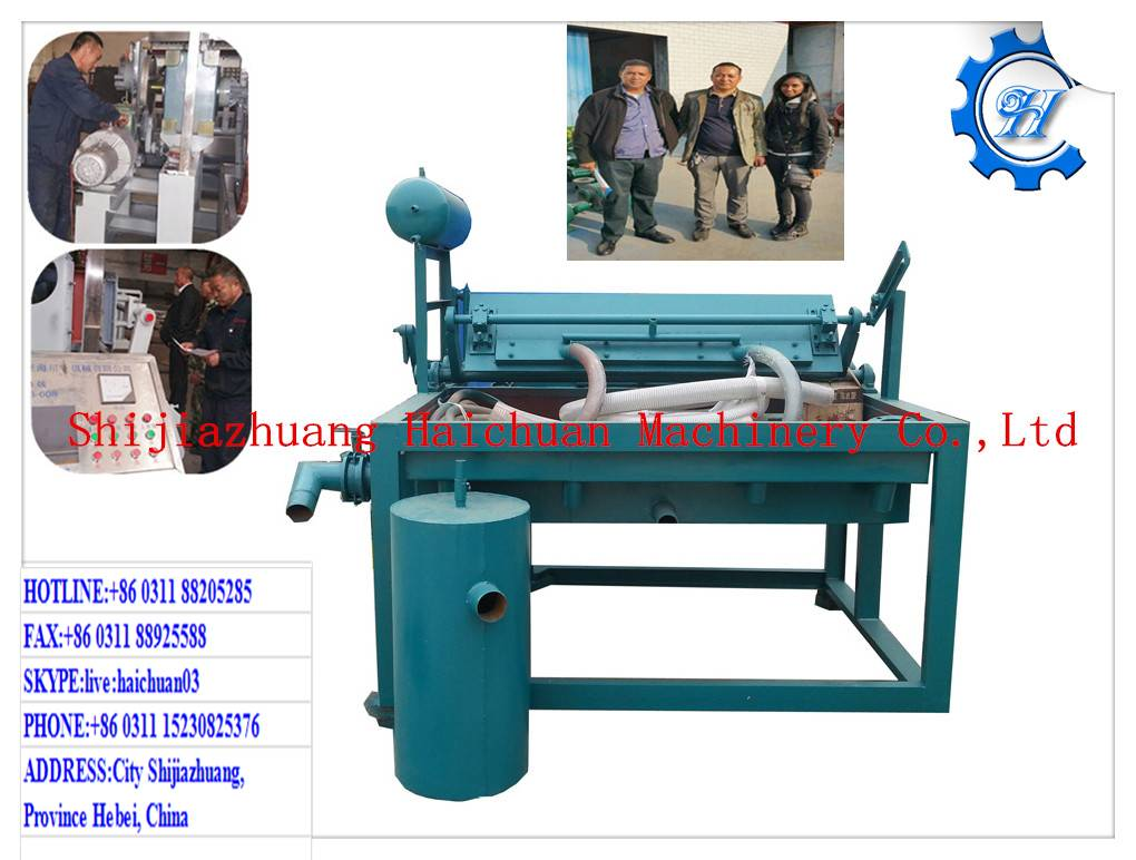 Haichuan Automatic Paper Egg Tray Forming Machine