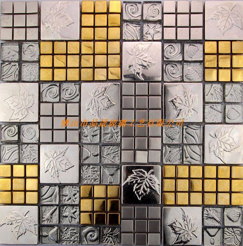Beatiful metal mosaic jsm-800