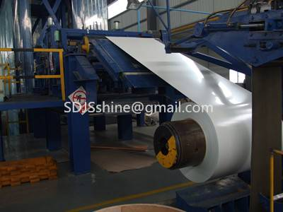 ASTM,JIS,GB DX53D+Z Galvanized Steel Coil in China