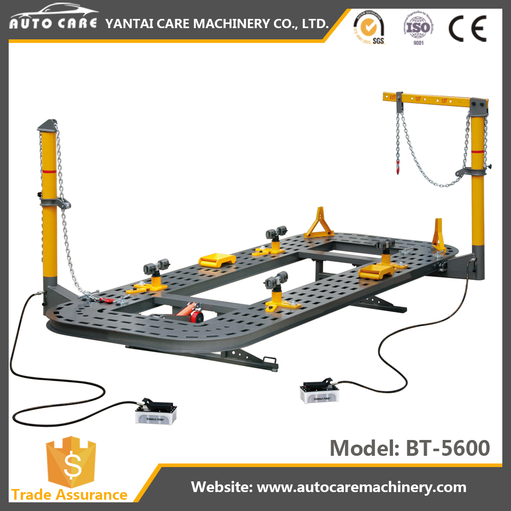 Automobile Straightening Bench/car body collision repair bench/auto body pulling machine