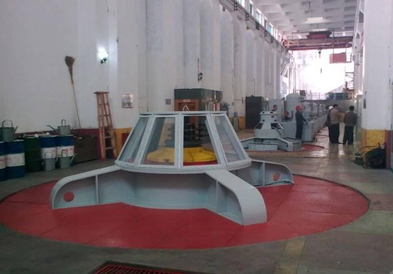 Kaplan Hydro Turbines (Propeller Turbines)