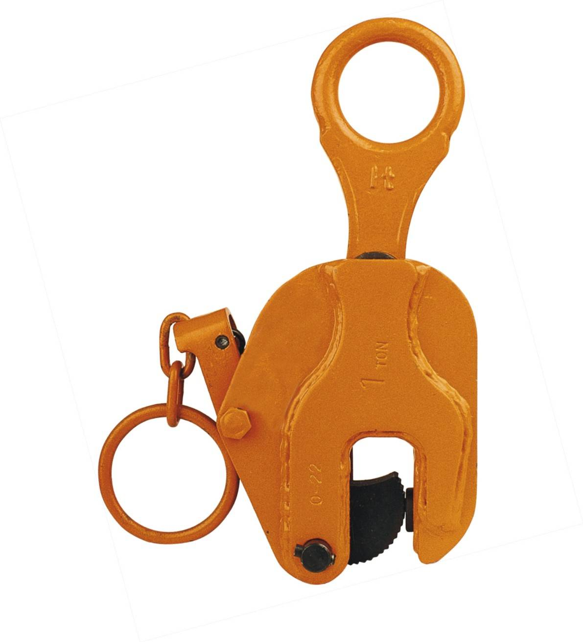 DQ Lifting Vertical Clamp 1t-10t