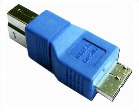 usb3.0 adapter,Micro B M/F Connector