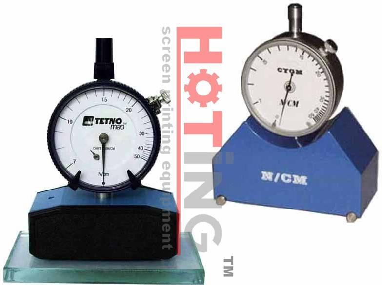 Tetkomat tension meter
