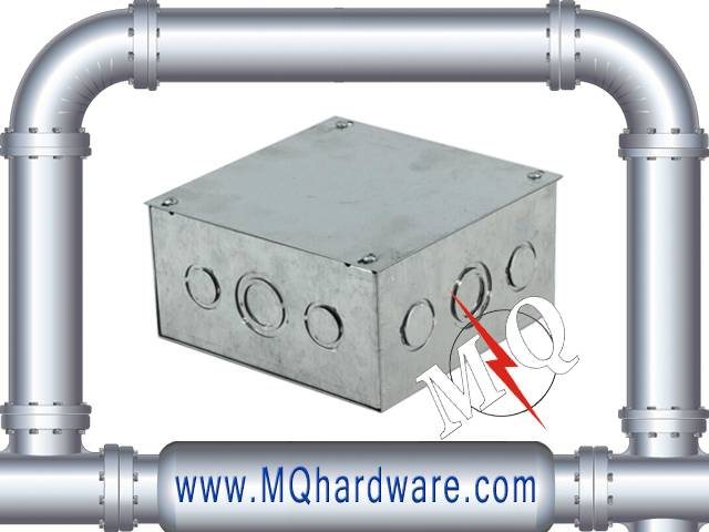 Electrical Steel Junction Box Made In China