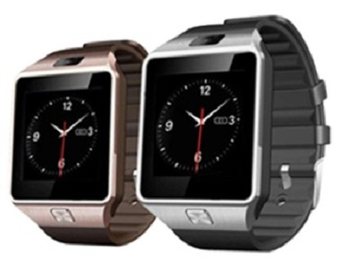 hot model of smart phone watch DZ09 bluetooth watch support calling, pedometer, remote camera