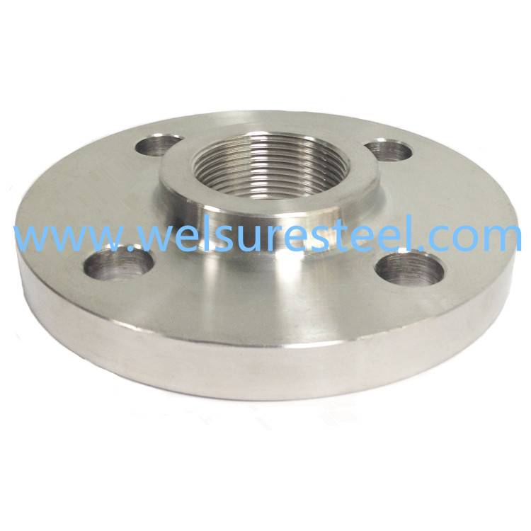 Supply Duplex Stainless Steel S31500. S31803. S32304. S32205. S32760. S32750 Threaded flange(Th)