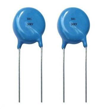 30KV 1000PF 2200PF 3300PF Radial Lead HV Ceramic Capacitor 30KV 102 222 332