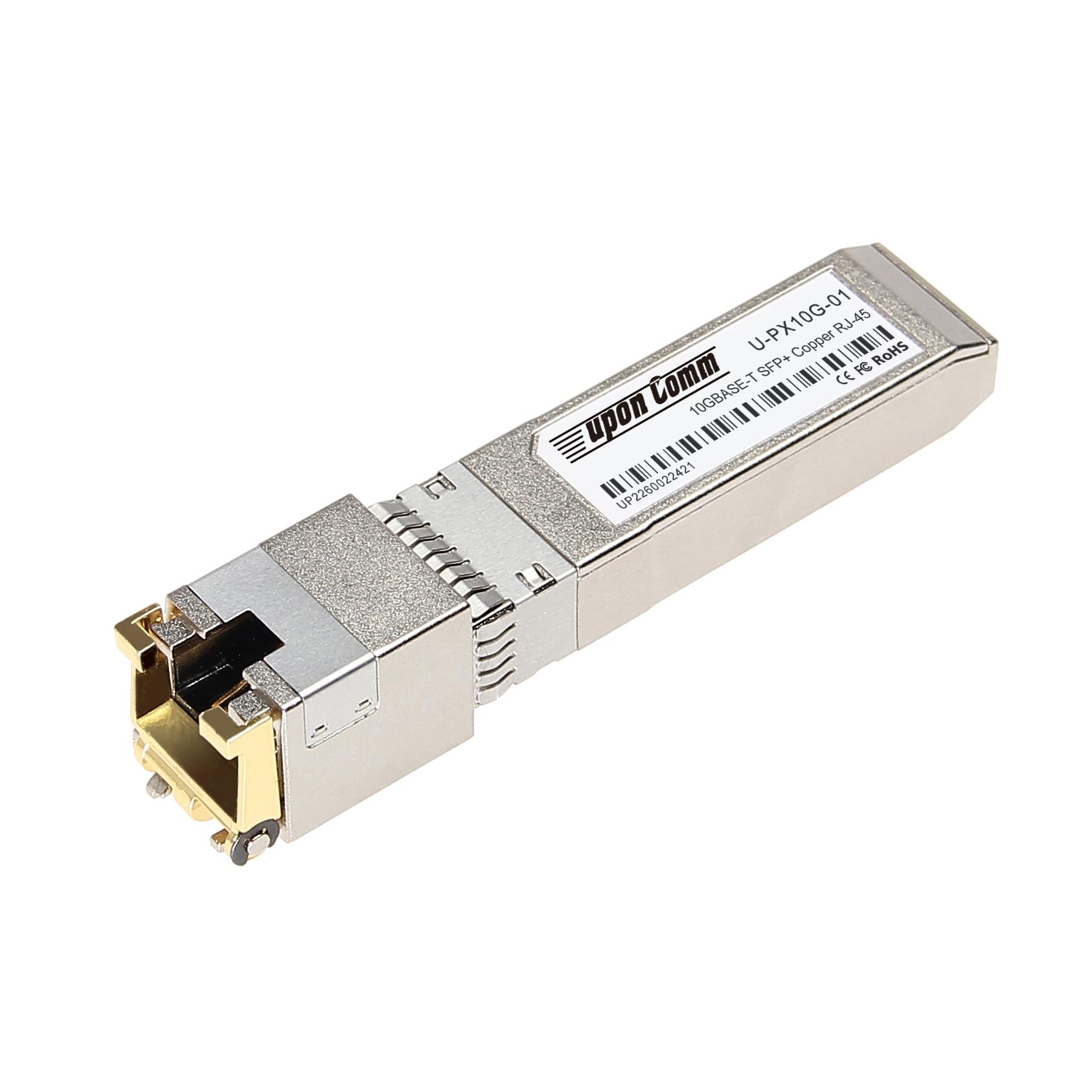 Compatible 10GBASE-T SFP+ Copper RJ-45 3m Transceiver Module