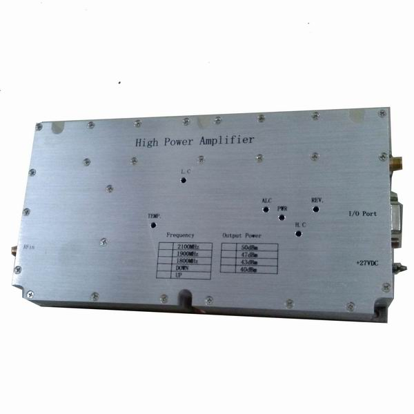 S Band Pulse Power Amplifier