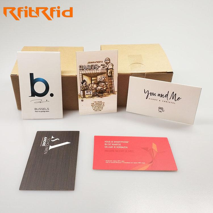Customized rfid nfc business card digital name card wenzhou customized rfid nfc business card digital name card colourmoves