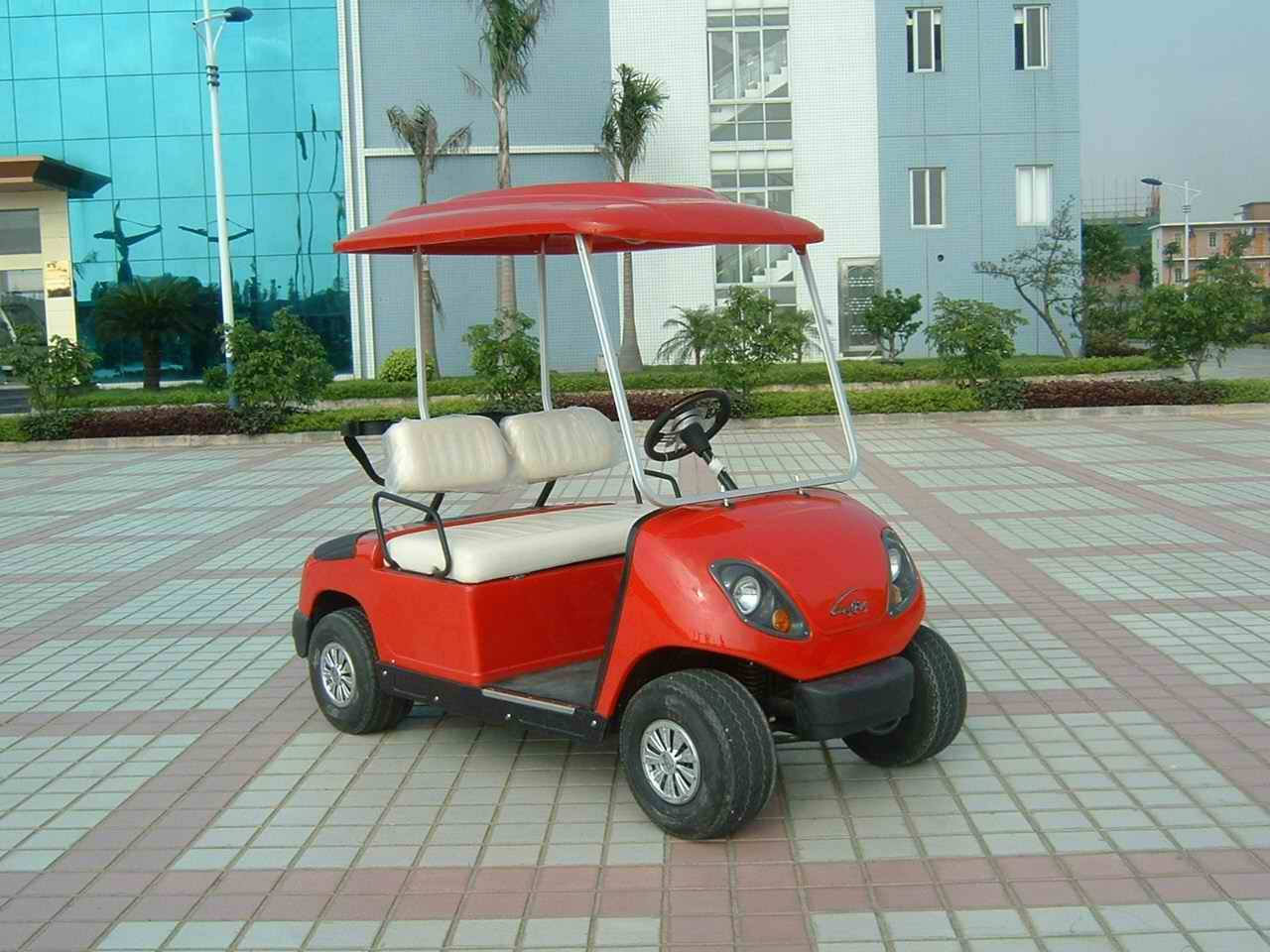 LQG021 Golf Car / Golf Buggy