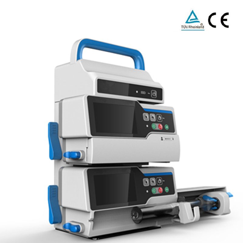 High-End Stackable Medical Volumetric Infusion Pump