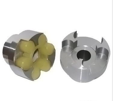 Plum Flexible Coupling