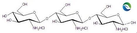 CAS 41708-93-4 Chitotriose Trihydrochloride