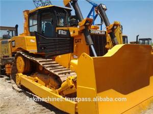 Used CAT D7R XR2 bulldozer