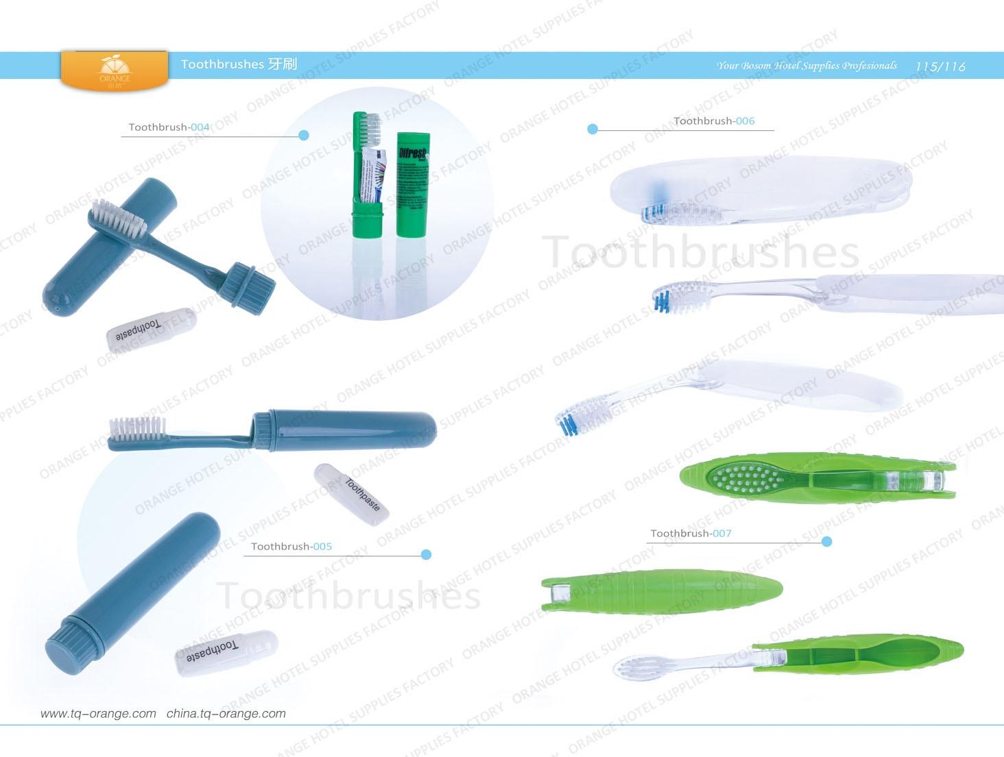 Toothbrush 004~007
