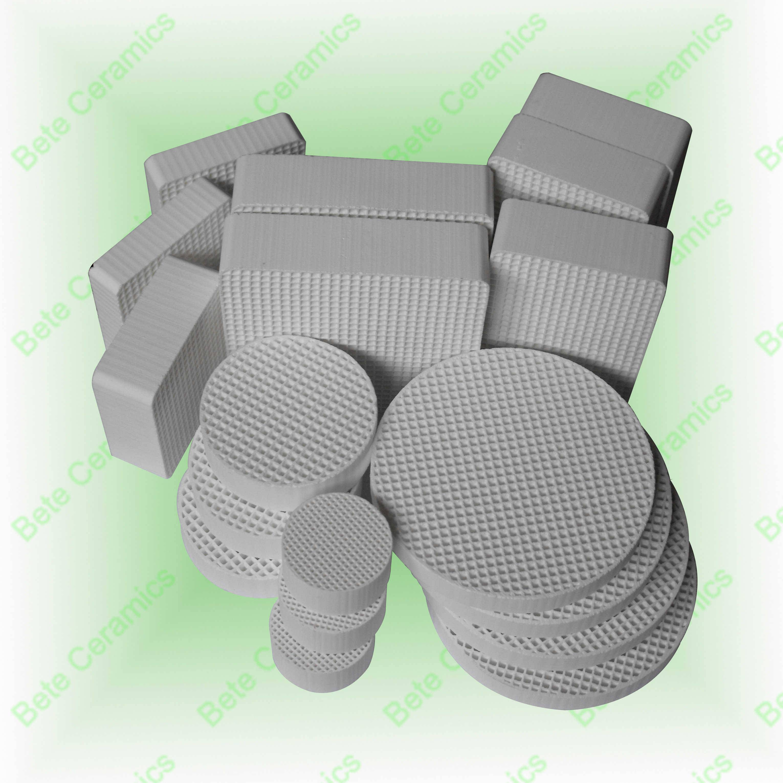 Ceramic Honeycomb Filter Slice for Casting