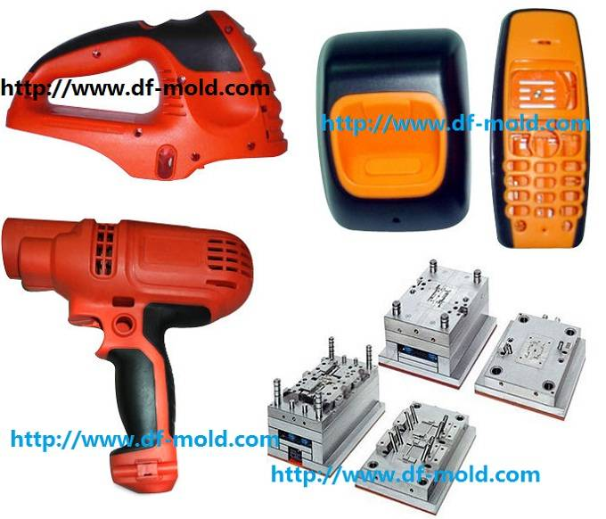 InertMoulding, plastic part injection Mould