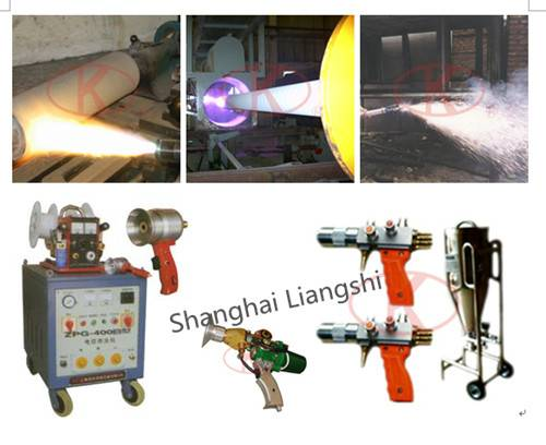 Paint/Oil/Wire/Enamel/Liquid Spraying Equipment--Thermal Spray