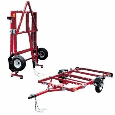 Foldable Utility Trailer CT0020