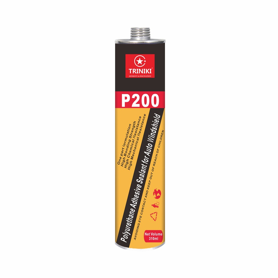 Polyurethane Adhesive Sealant for Windscreens