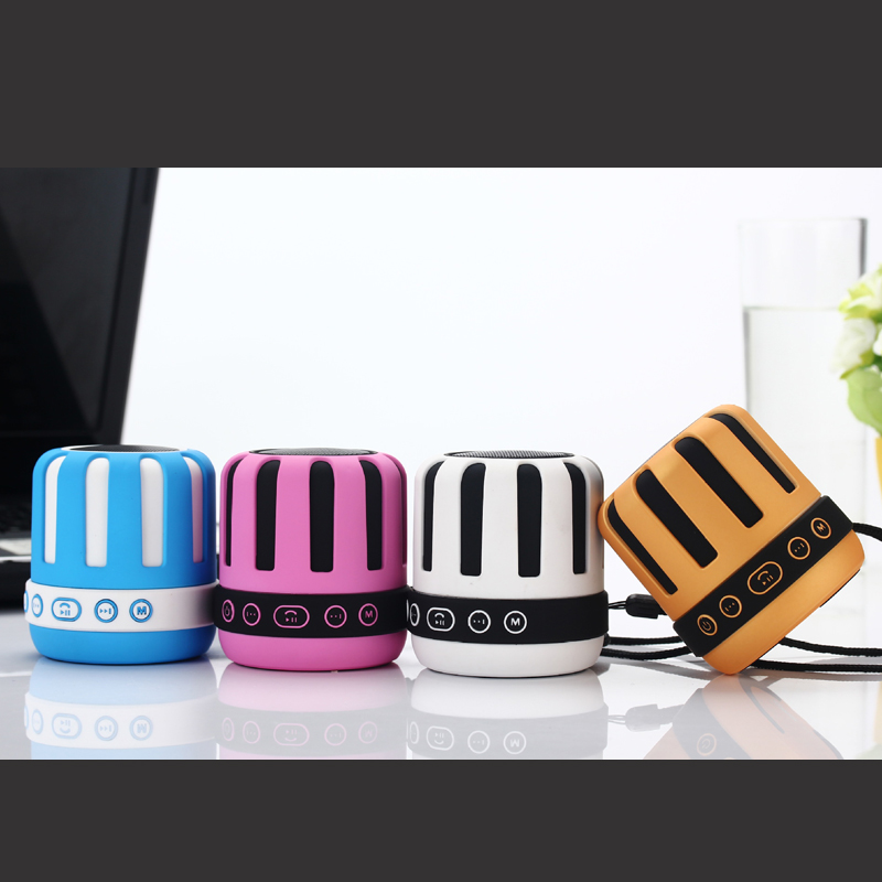 Hot mini portable bluetooth speaker with cheap price PW-BS715