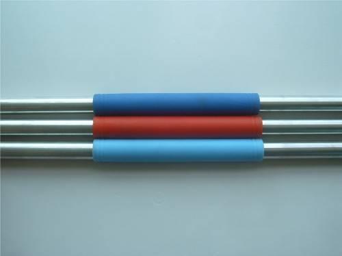 High quality Italian thread aluminium mop handle