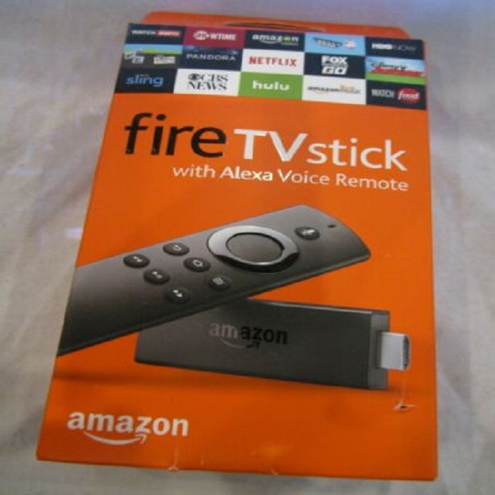 Amazon Fire TV Stick 2019 Alexa Voice Remote with TV Control Buttons