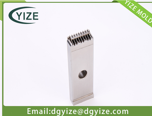 Yize slide inserts for connector access to quality certification ISO9001 Quality Test
