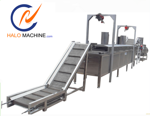 Full stainless steel Good quality Home Use Small Size Potato Chips Making Machine Price/potato chips