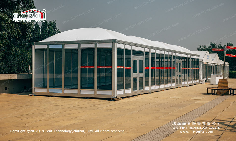 New Design Cube Modular Tent for Hotel Catering and House, Tent House for Sale