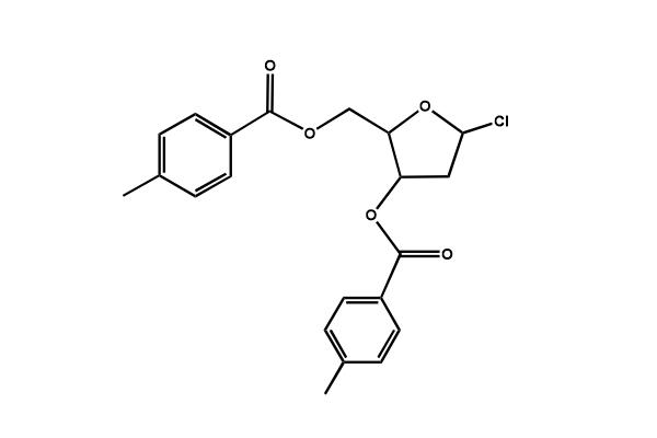 1-Chloro-3.5-di-O-toluoyl-2-deoxy-D-ribofuranose