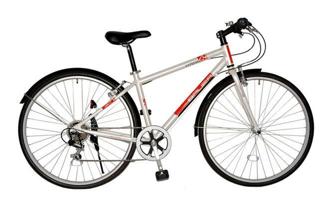 Cross Country Bike for All Ages Gekko Manufactured