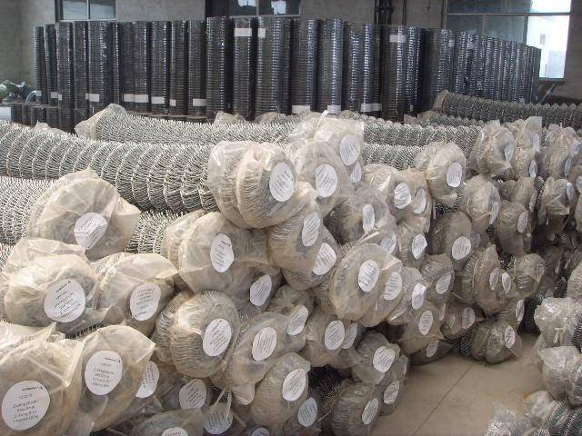 supplier for chain link wire mesh fence /fencing wire mesh