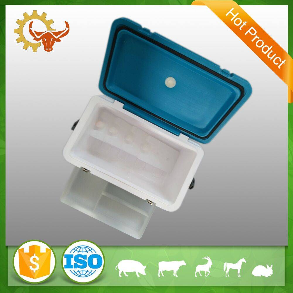 factory product 12L Insulation Plastic Cooler Box Vaccine Storage Ice Cool